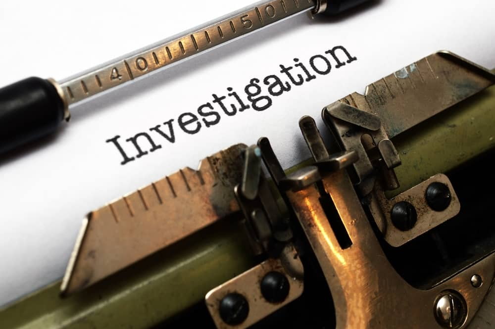 workers' comp Investigation